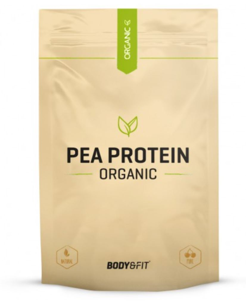 Pea protein visual
